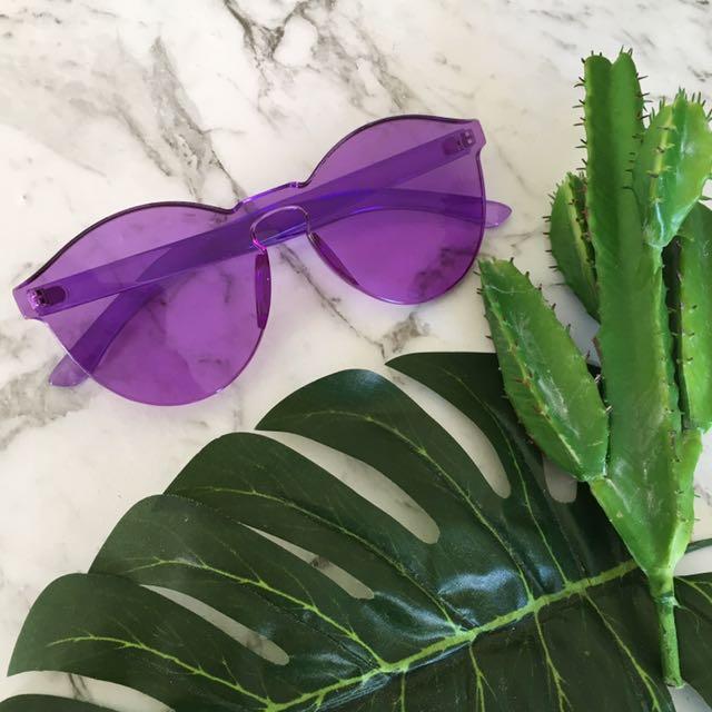 Purple Haze Sunglasses UV400