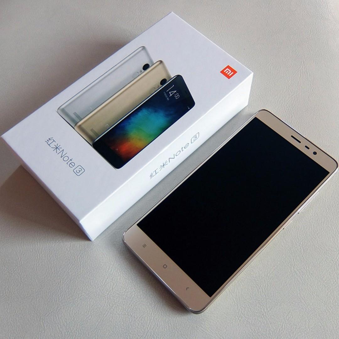 Redmi Note 3 Gold 16GB