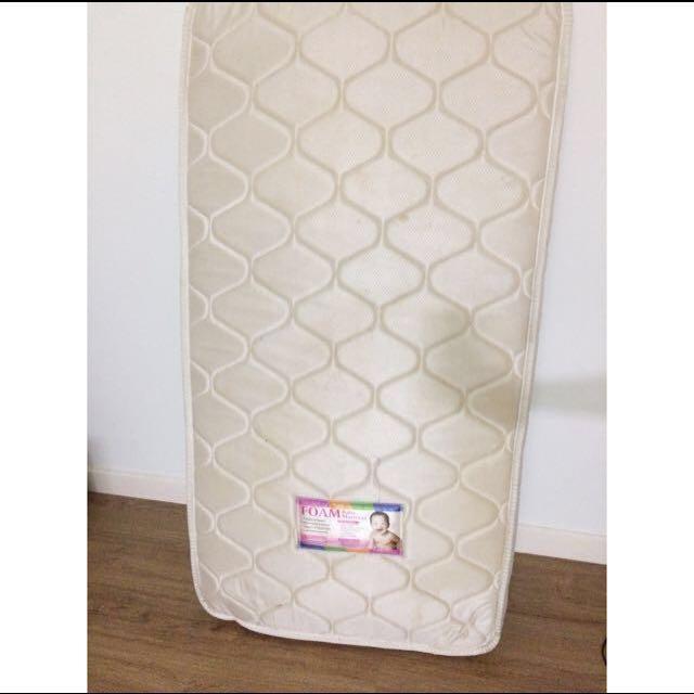 REDUCED Baby mattress