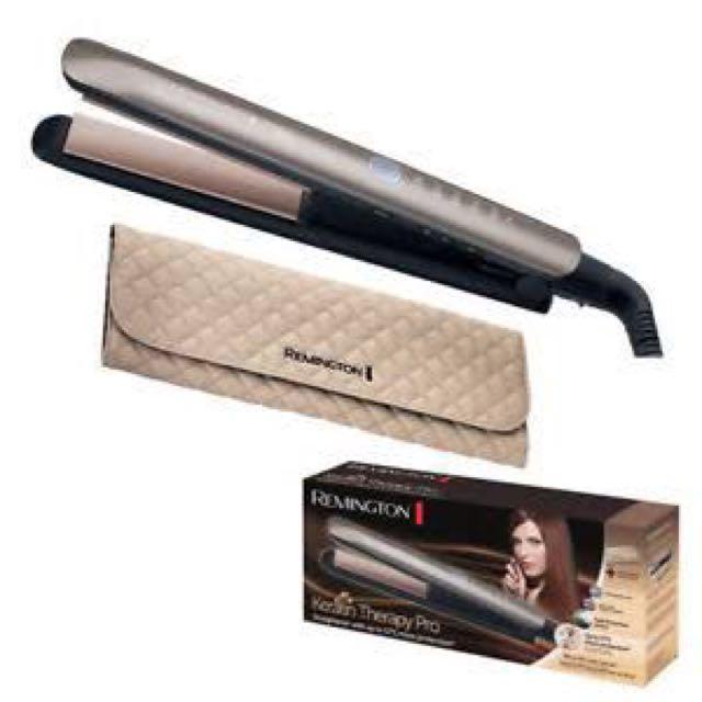 Remington Hair Iron with Keratin (bought 2months ago)