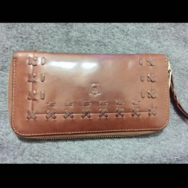 Reprice 300rb 😍 Massimo Dutti Long Wallet
