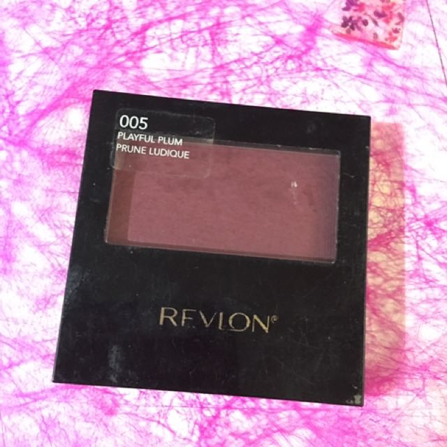 Revlon Blush on