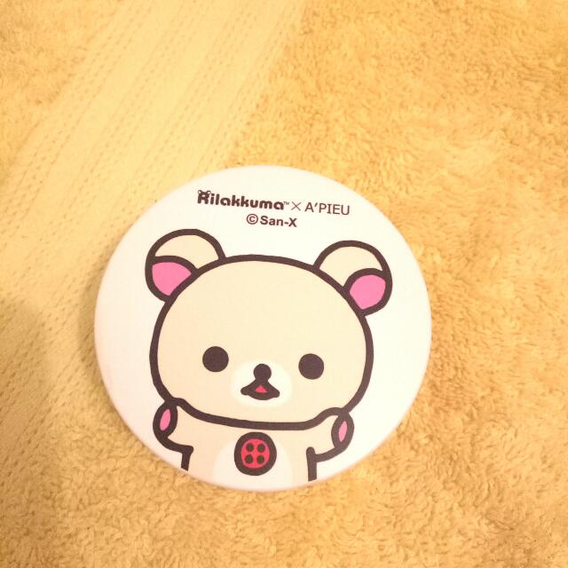 Rilakkuma Bb Cushion Foundation