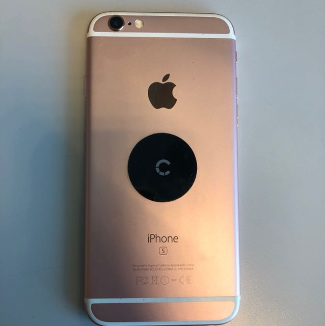 Rose Gold IPhone 6s 128g