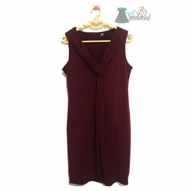 SALE ➡️Maroon dress