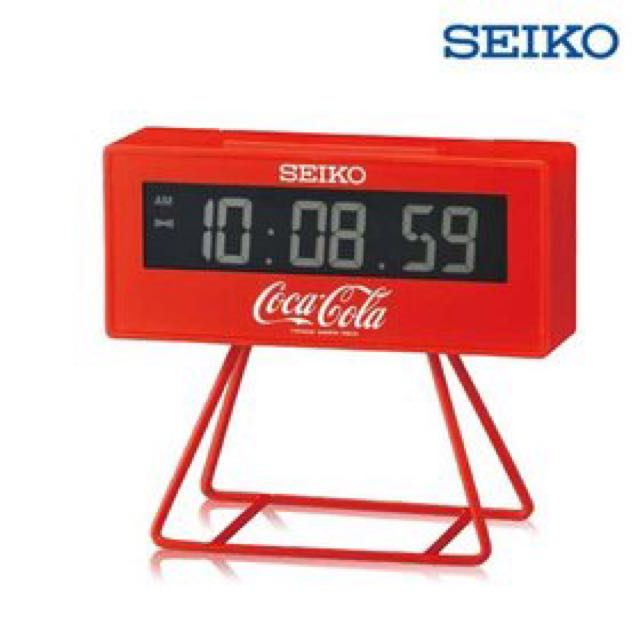 Seiko coca cola clock limited edition home furniture home decor on carousell Xinlan home furniture limited