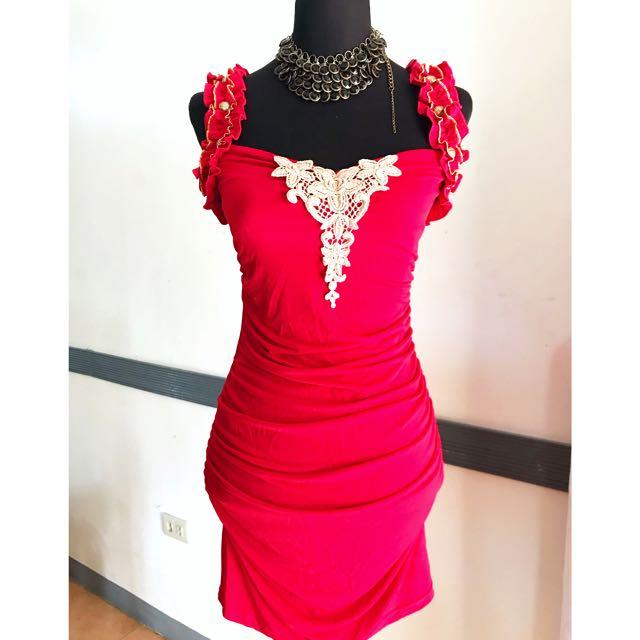 Sexy red dress❗️