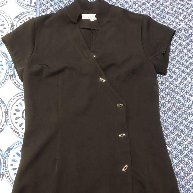 Size 10 Black Salon Dresses