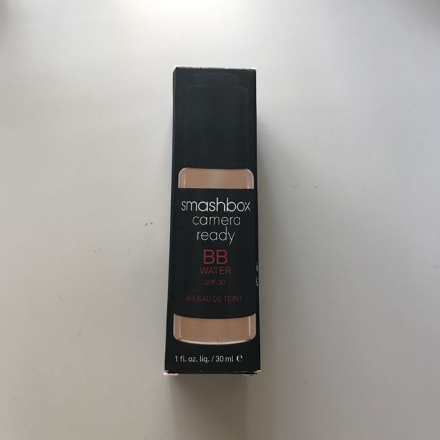 Smashbox camera ready bb water
