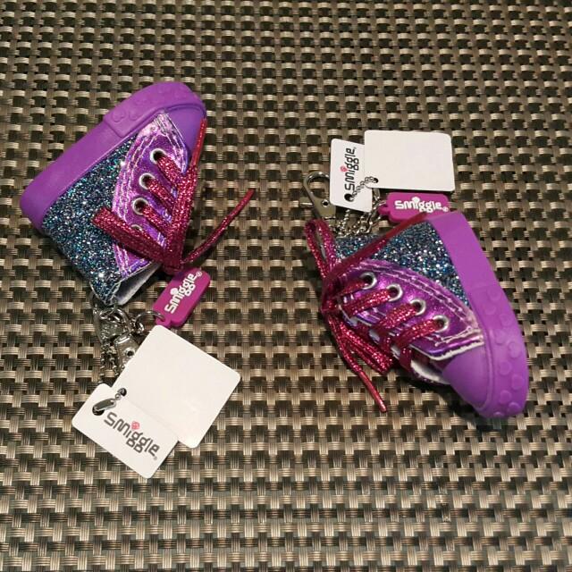 Smiggle Sneakers Keyring