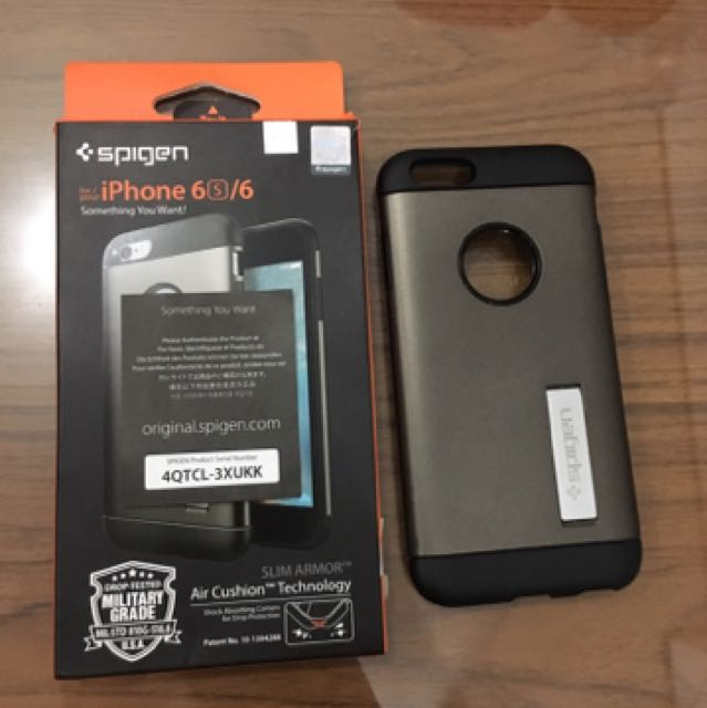 Spigen Slim Armor iPhone 6/6s Original