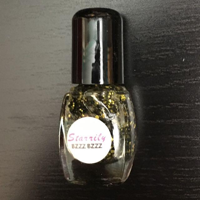 Starrily glitter mini nail polish