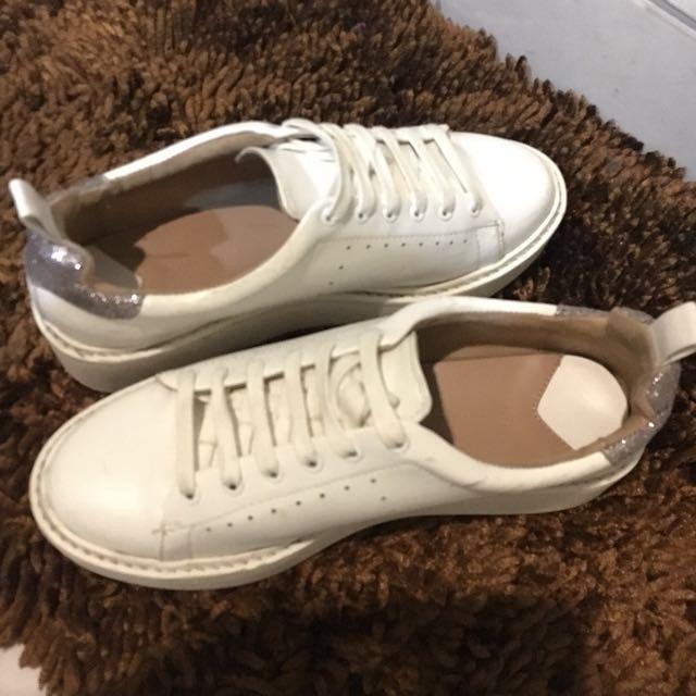 Stradivarius Platform Sneakers