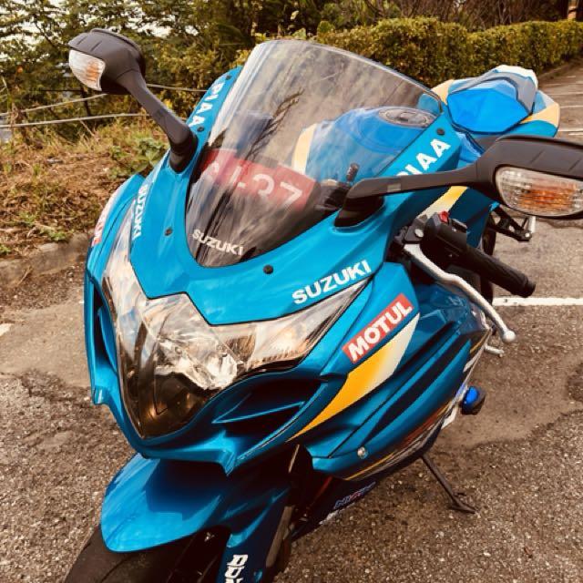 Suzuki gsxr 1000 (2013)超新