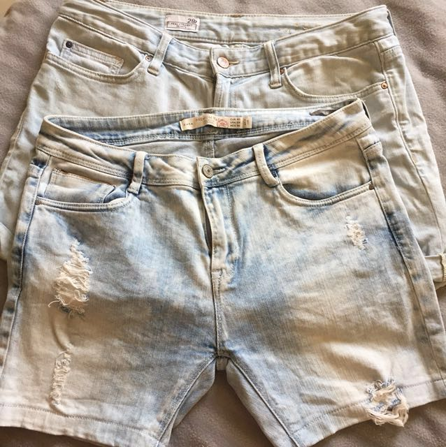 Take all Gap and Zara Women's Shorts