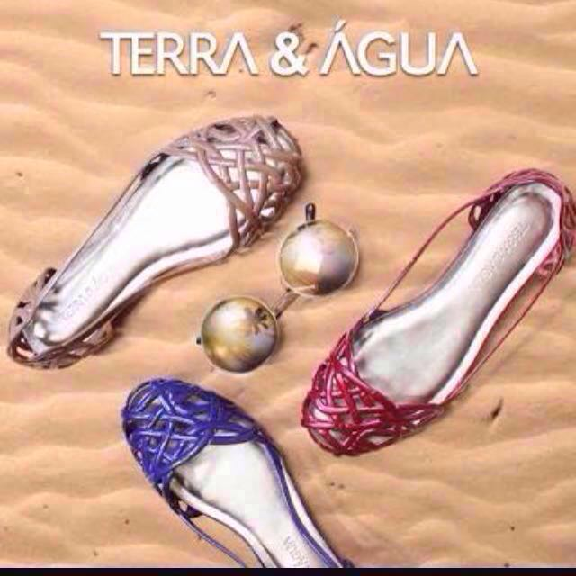 Terra And Agua Jelly Shoes (Authentic)