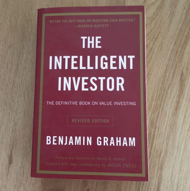 benjamin graham the intelligent investor ebook