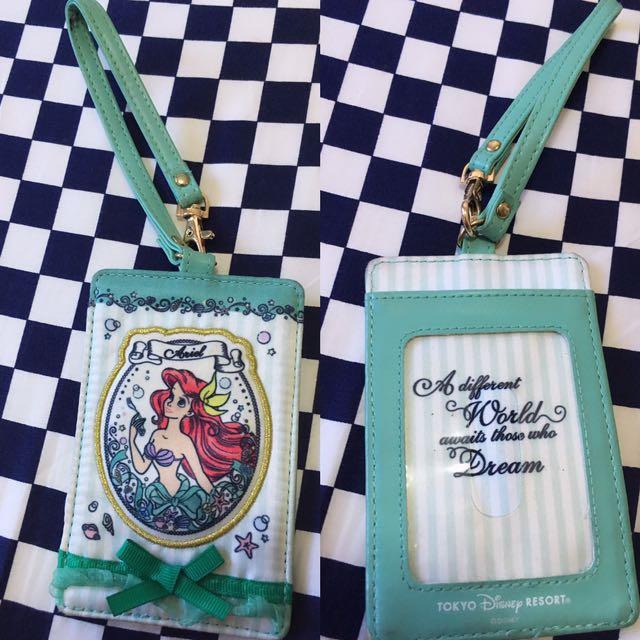 🐟🐠🐡The Little Mermaid Bag/Luggage Tag | ID Holder🐡🐠🐟