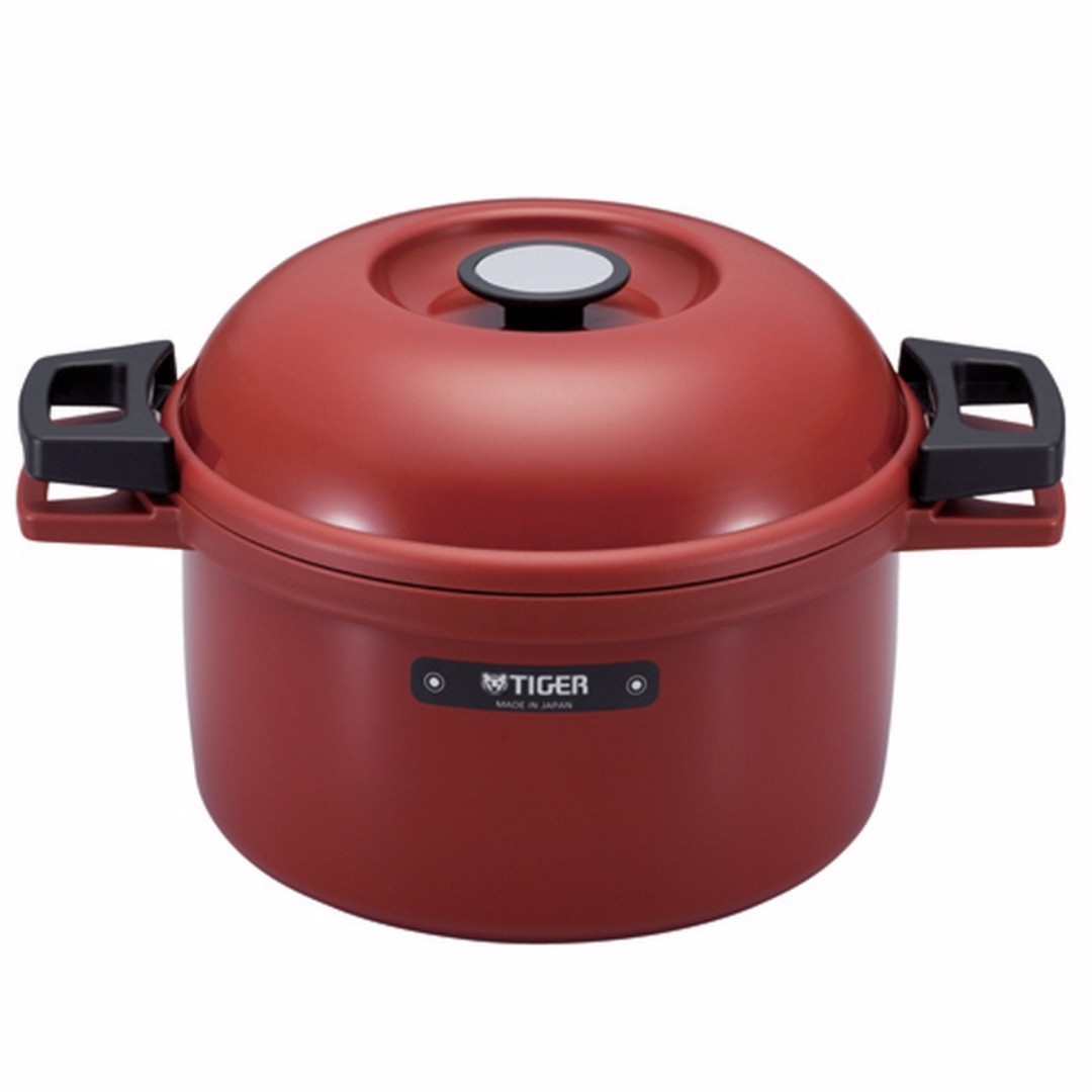 Tiger 3.0 Liter Thermal Magic Cooker NFH-A300 Red (Brand New)