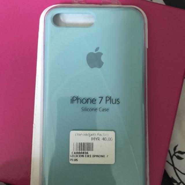 Turquoise IPhone 7 Plus Casing