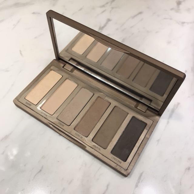Urban Decay NAKED2 6色 眼影