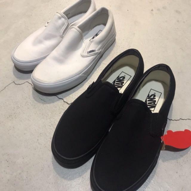 Vans slip on 懶人鞋