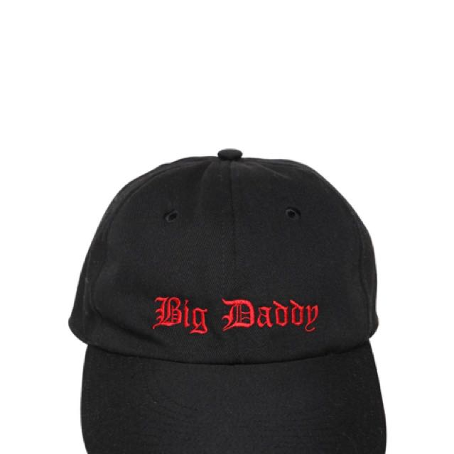 Vetements Big Daddy Cap Men S Fashion Accessories On Carousell