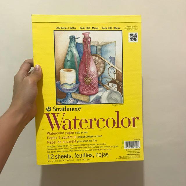 Watercolo Paper