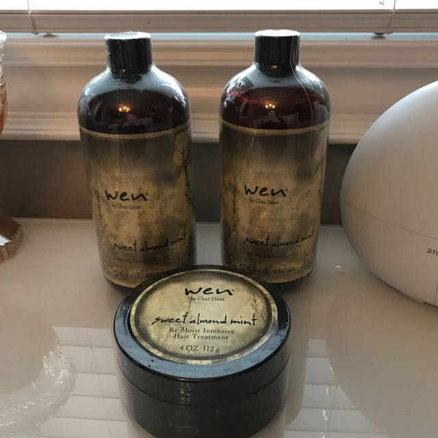 Wen Cleansing Conditioner And Treatment