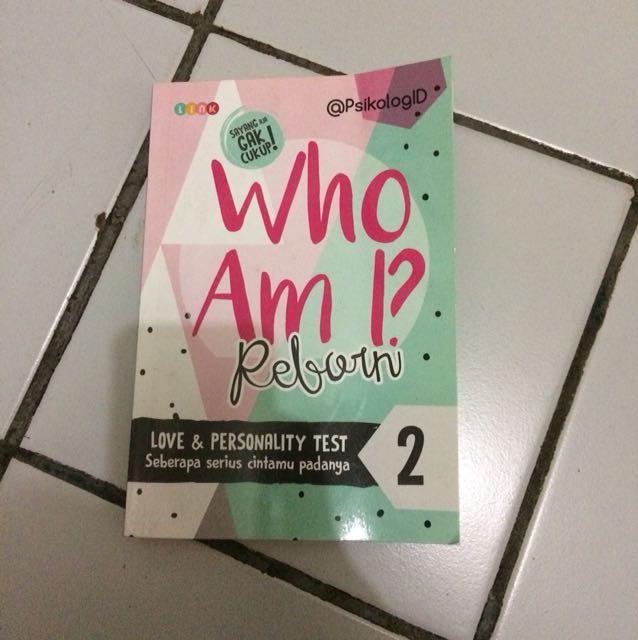 Who Am I reborn (2)