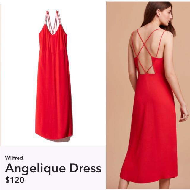 Wilfred Angelique Dress - XS