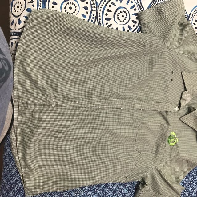 Woolworths Size 10 Short Sleeve Shirt