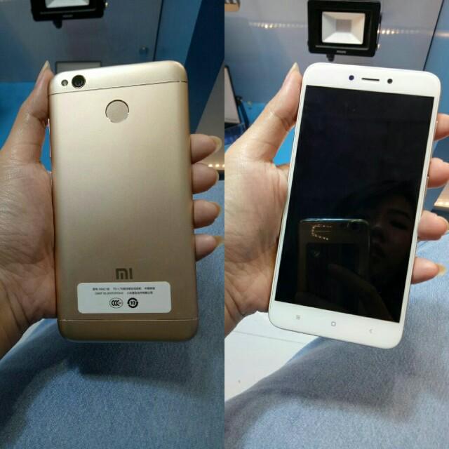 Xiaomi redmi 4x gold