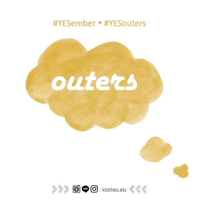 #YESember ● #YESouters