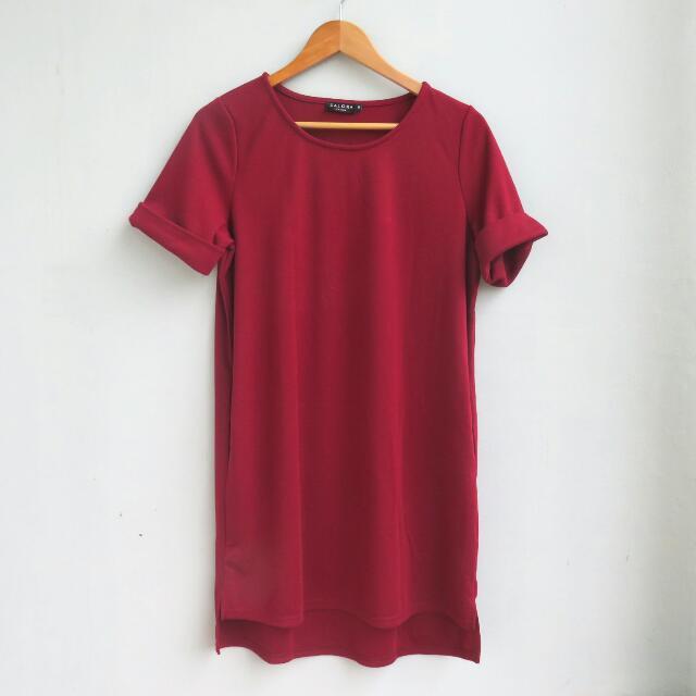 Zalora Basic Dress