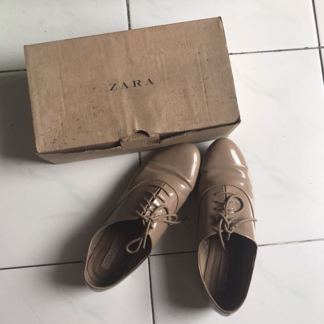 Zara ankle shoes
