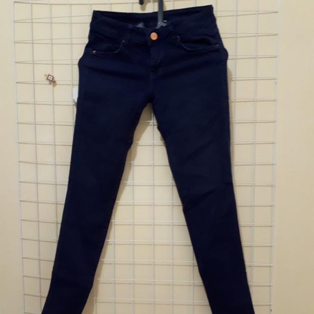 Zara Jeans Dark blue
