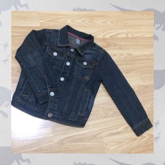 Zara Kids Denim Jacket  100% Asli