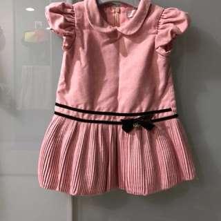 安妮公主粉紅裙(保存良好穿沒幾次),原價一千多喔!