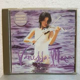 CD》Vanessa-Mae - The Violin Player