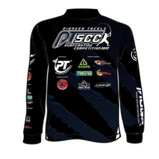 Pioneer competition 2017 fishing drifit Size L new