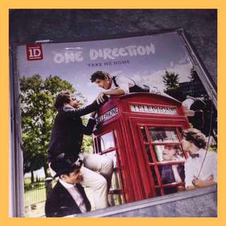 [BRANDNEW] One Direction Take Me Home CD