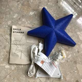 IKEA Star light for kid's room