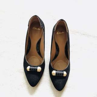 Clarks Pump Shoes
