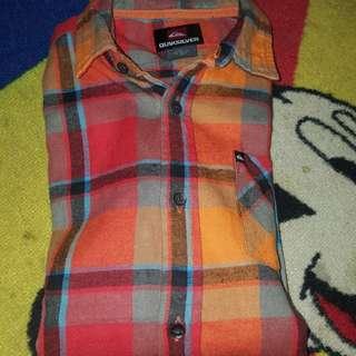 Kemaja flannel Quicksilver