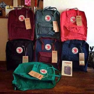 *Preorder* Kanken Classic Unisex Backpack (16L)
