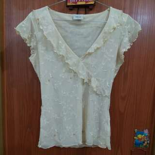 NEXT blouse lace