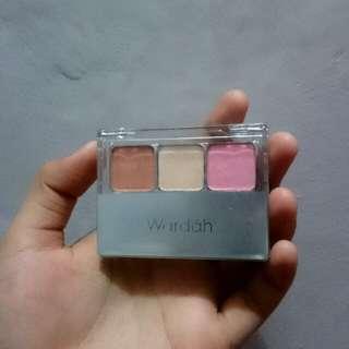 Wardah Eyeshadow seri 01