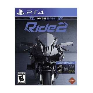 Ride 2 Day One Edition (PS4)