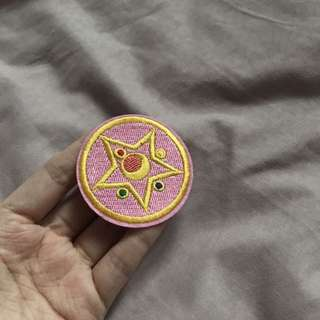 Iron On Patch - Sailor moon
